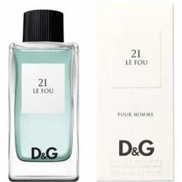 Dolce Gabbana 21 Le Fou EDT 100ml