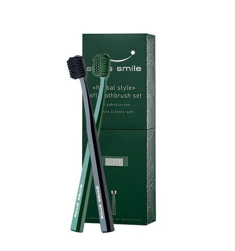 Swiss Smile Soft Toothbrush Kit
