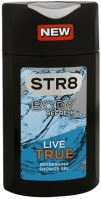STR8 Live True Shower Gel M 250ml
