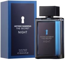 Antonio Banderas The Secret Night M EDT 100ml