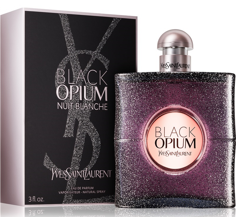 Yves Saint Laurent Black Opium Nuit Blanche W EDP 30ml