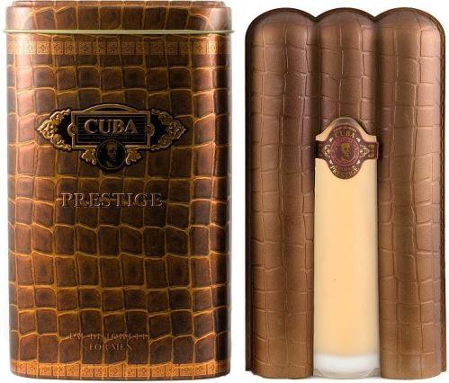 Cuba Prestige Black toaletní voda 90 ml Pro muže