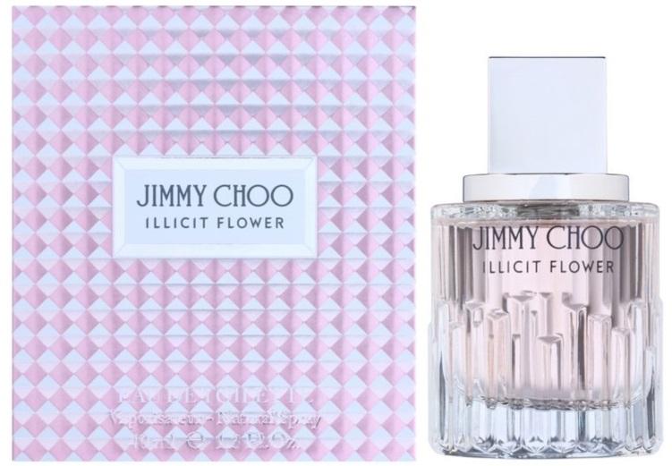 Jimmy Choo Illicit Flower W EDT 40ml