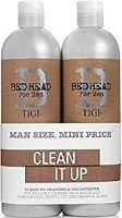 Tigi Bed Head Men Clean It Up Duo Set