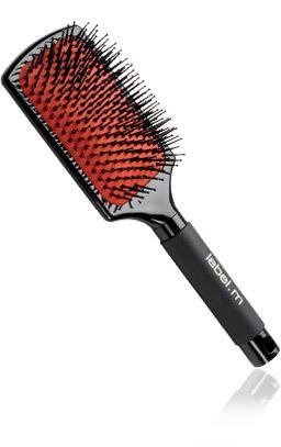 label.m Paddle Brush / Plochý kartáč pro silné, dlouhé vlasy