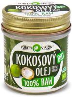 Purity Vision Raw Bio Kokosový olej