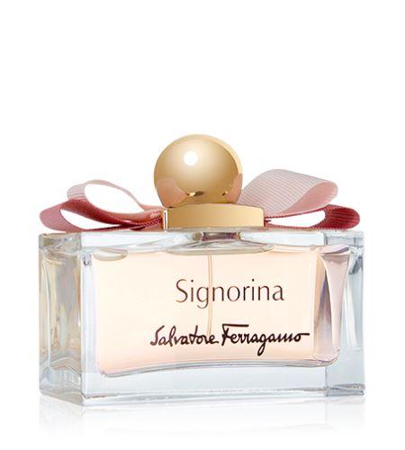 Salvatore Ferragamo Signorina parfémovaná voda 100 ml Pro ženy TESTER