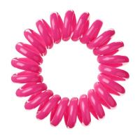 bIFULL Gumička do vlasů 3ks – růžová