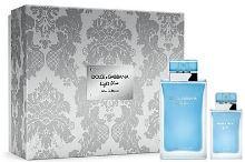 Dolce & Gabbana Light Blue Eau Intense W EDP 100ml + EDP 25ml