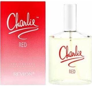 Revlon Charlie Red Eau Fraiche toaletní voda 100 ml Pro ženy