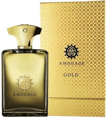 Amouage Gold Pour Homme parfémovaná voda 100 ml Pro muže