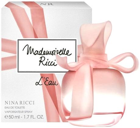 Nina Ricci Mademoiselle Ricci L'Eau W EDT 50ml