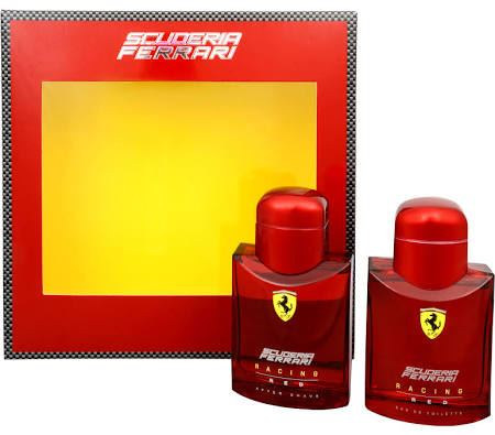 Ferrari Scuderia Racing Red M EDT 75ml + After Shave Lotion 75ml