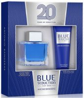 Antonio Banderas Blue Seduction For Men M EDT 100ml + ASB 75ml