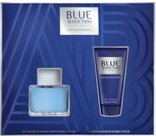 Antonio Banderas Blue Seduction For Men M EDT 50ml + ASB 50ml