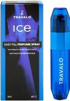 Travalo Perfume Pod Ice 65 Sprays - Blue 5 ml