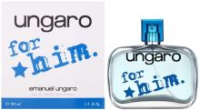 Ungaro Emanuel Ungaro for him.