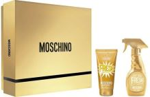 Moschino Fresh Couture Gold W EDP 30ml + BL 50ml