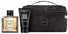 Guerlain L'Homme Ideal M EDT 100ml + SG 75ml + kosmetická taška