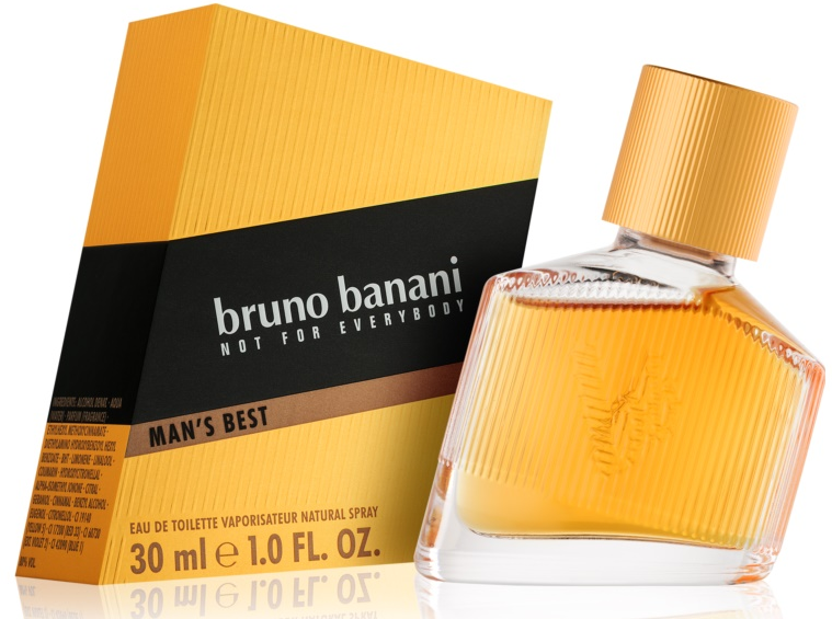 Bruno Banani Man's Best M EDT 30ml