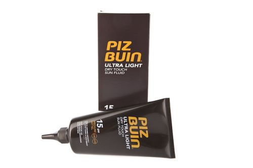 PIZ BUIN Ultra Light Dry Touch SPF 15 150ml