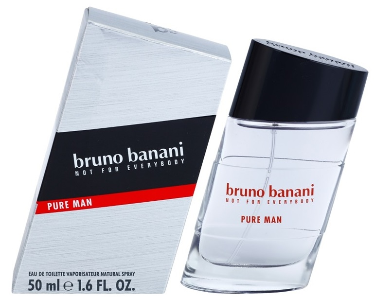 Bruno Banani Pure Man M EDT 50ml