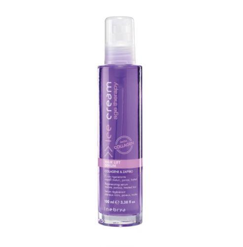 Inebrya AGE THERAPY Hair Lift Serum sérum na vlasy s kolagenem 100 ml