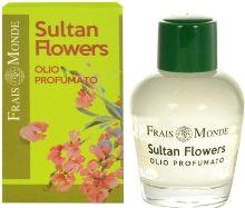 Frais Monde Sultan Flowers Perfumed Oil Parfémovaný olej 12ml W