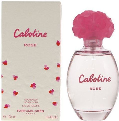 Gres Cabotine Rose toaletní voda 100 ml Pro ženy