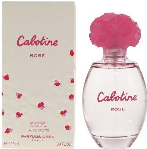 Gres Cabotine Rose W EDT 100ml