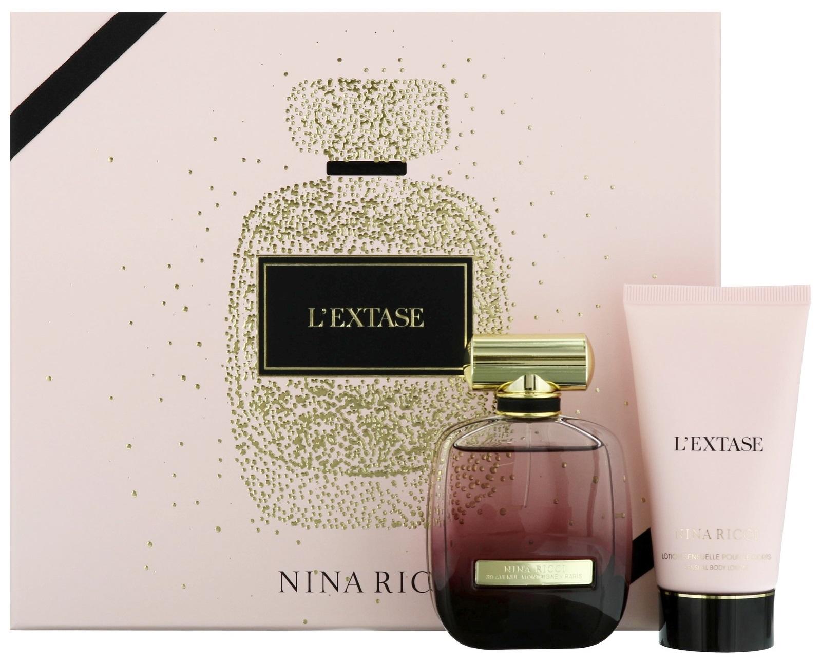 Nina Ricci L'Extase W EDP 80ml + BL 100ml
