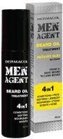 Dermacol Men Agent Beard Oil 4in1 50ml