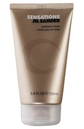Jil Sander Sensations Cashmere Cream W 150 ml