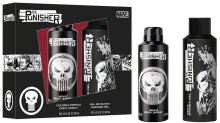 Marvel The Punisher Body Spray 200ml + SG 200ml
