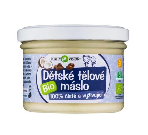 Purity Vision BIO Dětské tělové máslo