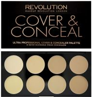 Makeup Revolution London Ultra Cover And Conceal Palette