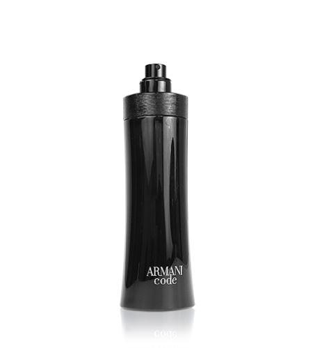 Giorgio Armani Code toaletní voda 75 ml Pro muže TESTER