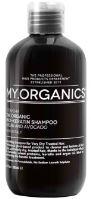 MY.ORGANICS The Organic Pro-Keratin Shampoo Argan And Avocado