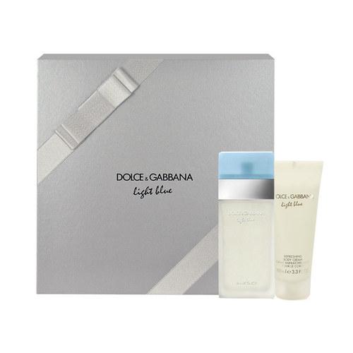Dolce & Gabbana Light Blue EDT 50 ml + 100 ml BC W