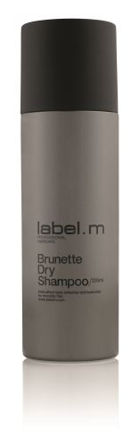 Brunette Dry Shampoo 200ml/suchý šampon ve spreji pro tmavovlásky
