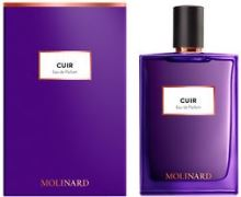 Molinard Les Elements Collection: Cuir U EDP 75ml