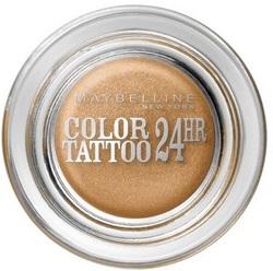 Maybelline Eyestudio Color Tattoo 24HR 4g - 05 Eternal Gold