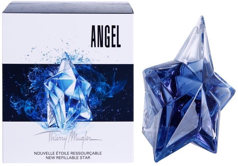 Thierry Mugler Angel New Refillable Star 2015 W EDP 75ml