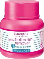 Bourjois Paris 1 Second Magic Nail Polish Remover 35ml