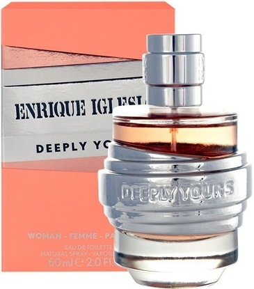 Enrique Iglesias Deeply Yours W EDT 90ml