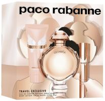 Paco Rabanne Olympéa W EDP 80ml + BL 75ml + EDP 10ml