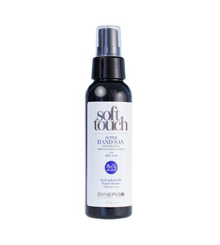 Sinergy Cosmetics Soft Touch Super Hand San Spray 100 ml - 80% ALKOHOLU