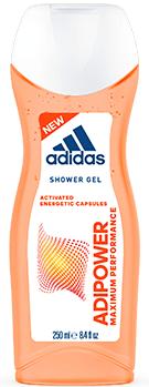 Adidas AdiPower Shower Gel W 250ml