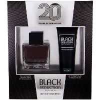 Antonio Banderas Seduction in Black M EDT 100ml + ASB 75ml