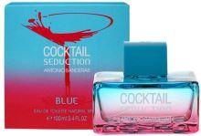 Antonio Banderas Cocktail Seduction Blue W EDT 100ml